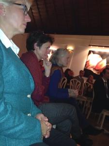 Ursula Jahn-Zöhrens, Christel Scheichenbauer, Jutta Eichenauer (v.l.n.r.)