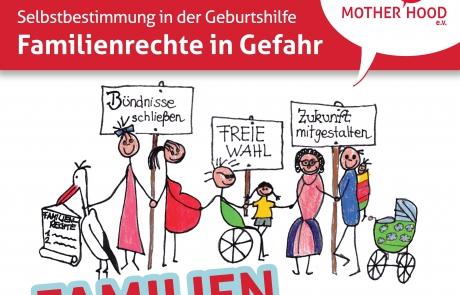 Eltern sorgen sich um Familienrechte