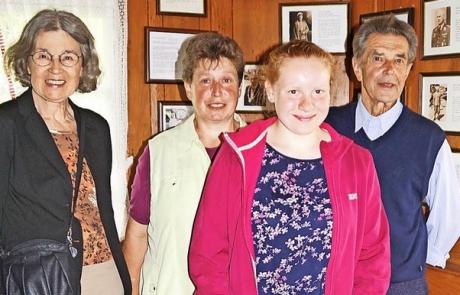 Hebammen über drei Generationen