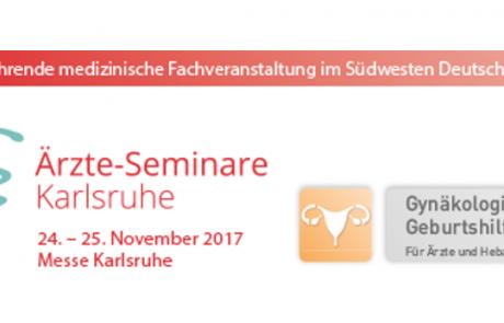 Ärzte- und Hebammenkongress in Karlsruhe