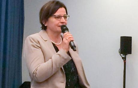 Ulrike Geppert-Orthofer ist neue Präsidentin des Deutschen Hebammenverbandes