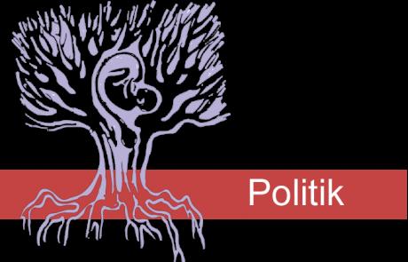 Politisch aktiv